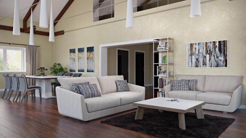 Living Room U2013 Proteas