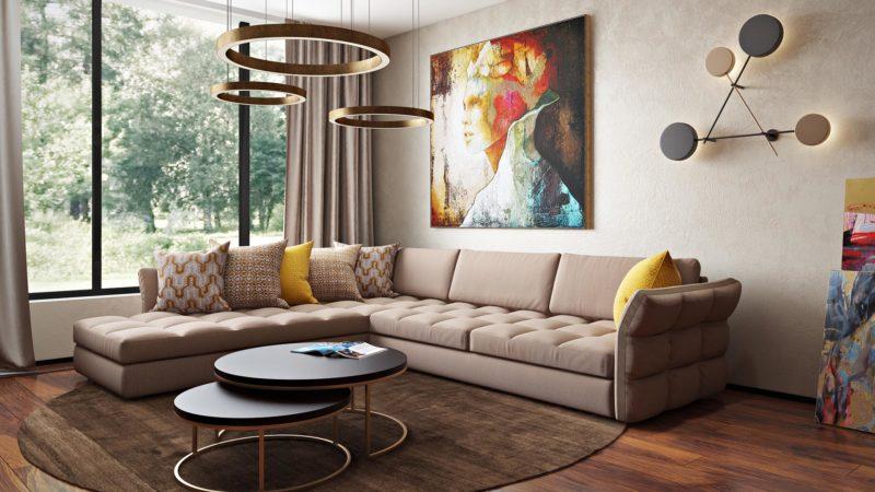 Beau Living Room U2013 Proteas